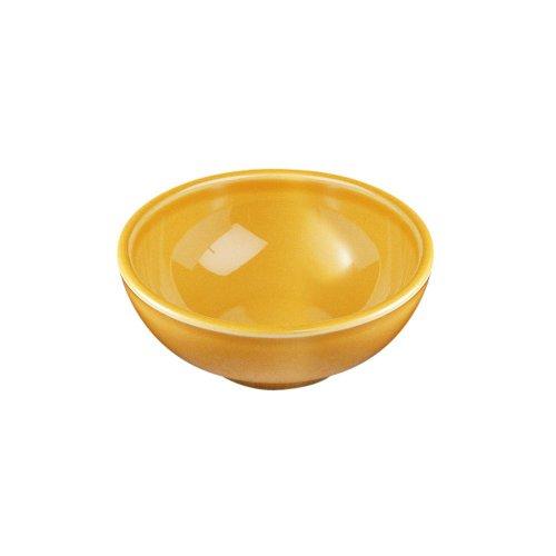 syracuse-china-cantina-colored-glaze-saffron-uncarved-oatmeal-nappy-bowl-18-ounce-12-per-case