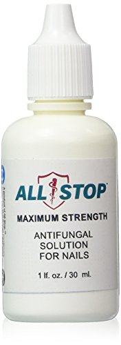 Antifungal Nail Fungus Treatment for Finger & Toe Nail- 1 fluid ounce by All Stop (Image #1)