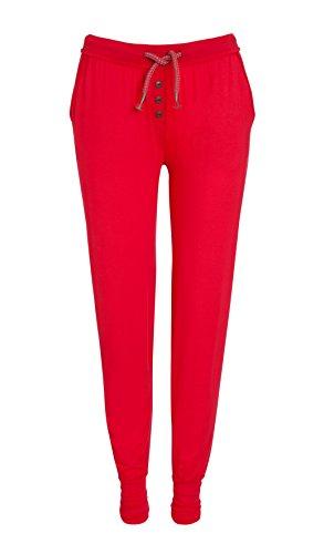 Jockey - Pantalón - para mujer Lápiz Labial Rojo
