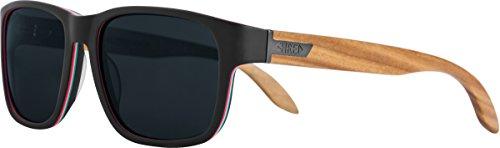 Shred Stomp Shrastawood Polarized + Hydro Sunglasses, Smoke - Ted Ligety Sunglasses