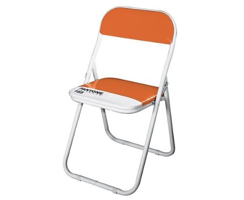 Pantone Chair Vitamin C 165C by Pantone Universe