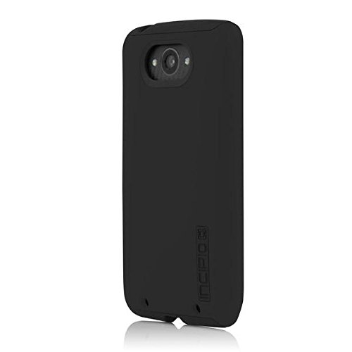 Motorola Droid Turbo Case, Incipio [Hard Shell] [Dual Layer] DualPro Case for Motorola Droid Turbo-Black/Black