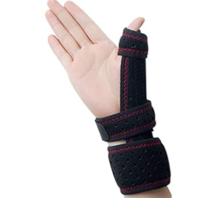 MLX Medical Wristband Wrist Support Thumb Tendonitis Arthritis Sports Pain Wrist Fixation Estimated Price £38.02 -