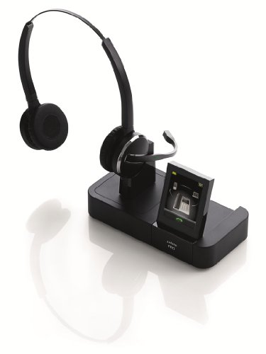 Jabra PRO 9465 Duo - Professional Wireless Unified Communicaton Headset