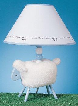 Amazon.com : Sheep Lamp : Table Lamps : Baby