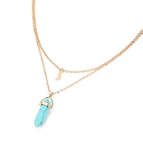 gem necklace - 7