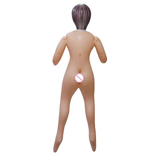 Amazon.com: Muñeca hinchable de amor para adultos juguetes ...