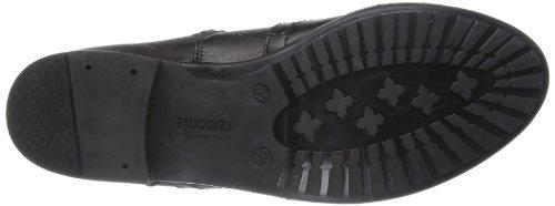 Remonte Dames Grote Laarzen Grote Schoenen Zwart