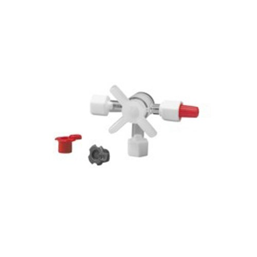 Neolab 4190  Mini Three-Way Valve, 2  x Luer to Female Luer Male (Pack of 1) 2 x Luer to Female Luer Male (Pack of 1) 2-4190