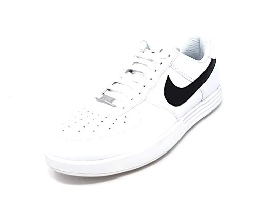 Nike Lunar Force 1 G - Size 12 US White/Black