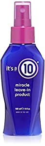 It's a 10 Haircare Miracle Leave-In Product, 4 fl. oz.