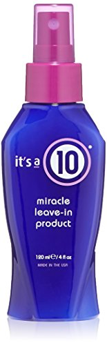 Top Products 10 - It's a 10 Haircare Miracle Leave-In Product, 4 fl. oz.
