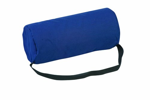 SPECIAL PACK OF 3-Standard Full Lumbar Back Support Roll w/Strap by Marble Medical