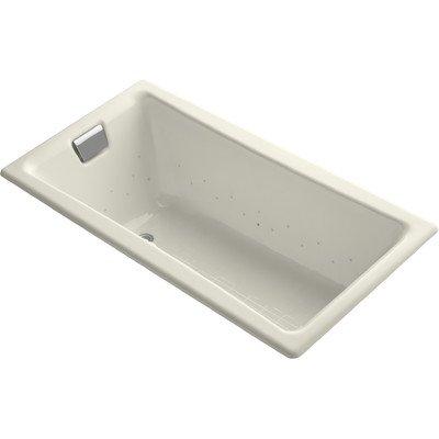 KOHLER K-852-GNY-NY Tea-for-Two Bubblemassage air bath -
