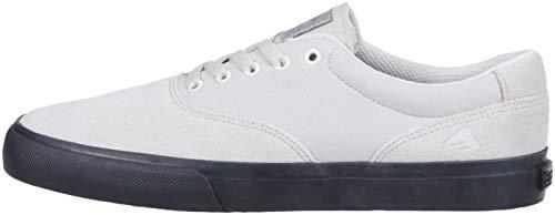 Pictures of Emerica Provost Slim Vulc Skate Shoe Grey varies 5