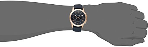 9d1a0cda55b Buy Fossil Analog Blue Dial Men s Watch - FS4835 Online at Low Prices in  India - Amazon.in