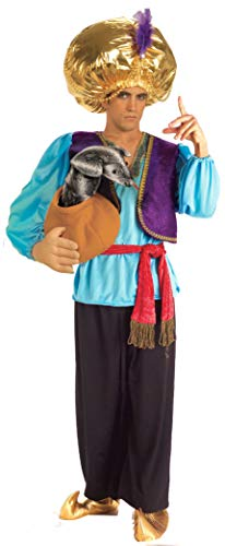 Forum Novelties Snake Charmer Costume, Blue/Purple, One Size