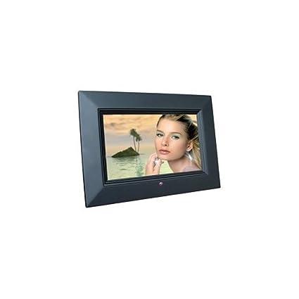 Amazon.com: Sungale 10.2IN Digital Frame 512MB 800X480 Metal Frame ...