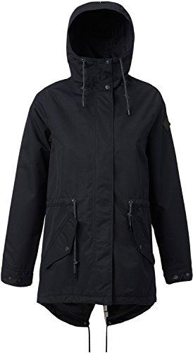 Burton Women's Sadie Jacket, True Black W19, -