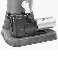 Hayward EC65BLP System III Base Pak for EC65/EC75 Less Pump for Super or Super II Pump