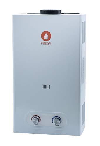 Calentador Atmosferico a Gas Butano 10 Litros ARCA | Encendido Automatico | Gas LPG, Propano-Butano
