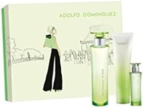 ESTUCHE ADOLFO DOMINGUEZ TE VERDE EDT 100 ML: Amazon.es: Belleza