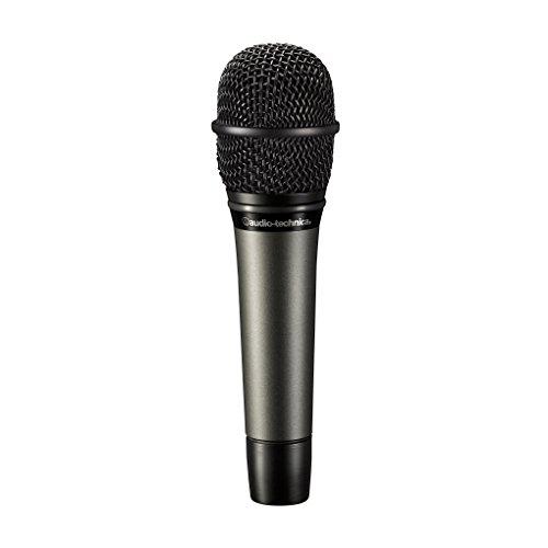 - Audio-Technica ATM610a Hypercardioid Dynamic Handheld Microphone