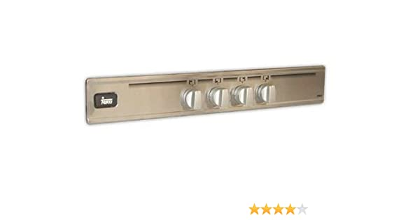 Teka 40298004 - módulo de mando de cocina (560 mm, 85 mm) Acero inoxidable