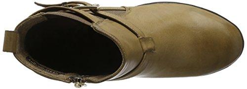 XTI Damen 46203 Stiefelette Beige (Taupe)