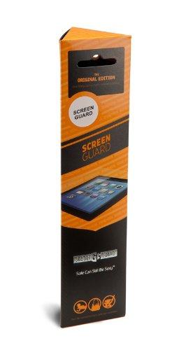 Gadget Guard Motorola Xoom Ultra HD Original Edition Screen Guard - Retail Packaging - Clear