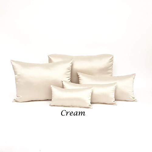 Cream Individual Purse Pillows Made to Order, FREE SHIPPING, Luxury Purse Inserts & Boot Stuffers, Boutique Designer Purse Protection PB-502