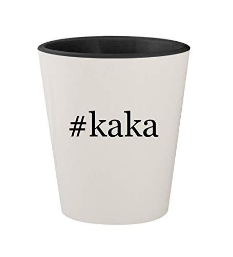 Used, #kaka - Ceramic Hashtag White Outer & Black Inner 1.5oz for sale  Delivered anywhere in USA