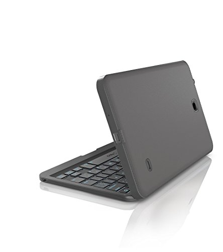 ZAGG Folio Case, Hinged with Backlit Bluetooth Keyboard for