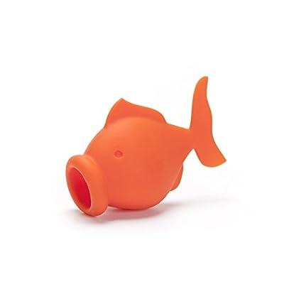 Peleg Design Silicone Yolk Squeeze Fish Lips Tool