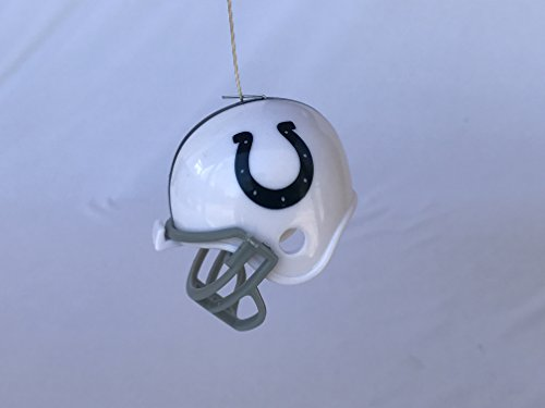 NFL Holiday Tree Ornaments (NFL Colts) (Colts Christmas Decorations)