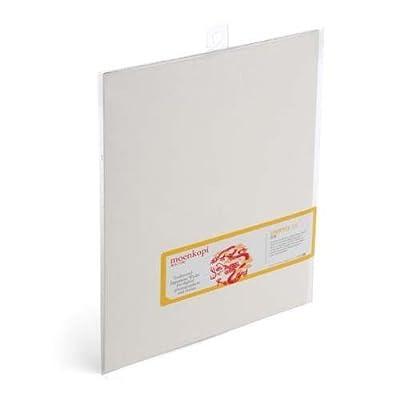 Moab Moenkopi Washi Unryu MKU55A410 Papier japonais en fibre de muriers 55g A4 Blanc naturel 10 feuilles