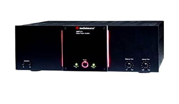 AudioSource AMP310 2.0 Hogar Alámbrico Negro - Amplificador de audio (2.0 canales, A/B, 100 dB, 225 W, 150 W, 425 W): Amazon.es: Electrónica