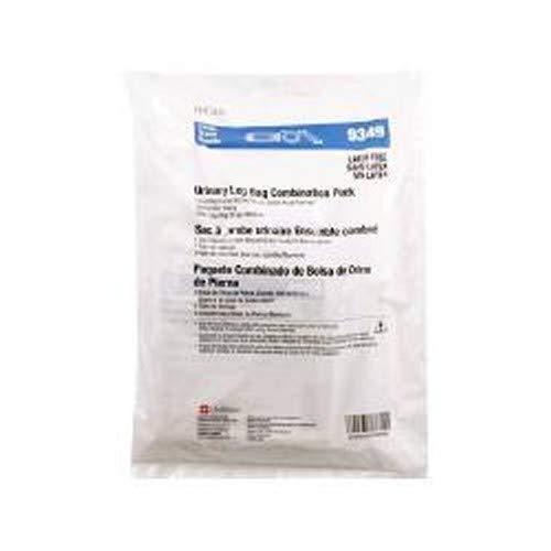Hollister Latex Free Urinary Leg Bag Kit, 32 oz/12