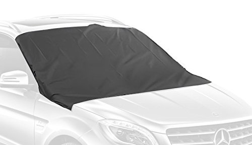 Hippih Car Windshield Snow Cover Magnetic For Most Vehicles,Protect the Windshield and Wiper from Ice ,Snow, Frost