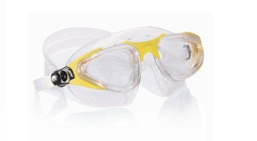 Cressi Hydra Swim Goggle (Yellow, ()