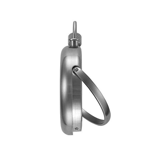 White-Dial-Alarm-Clock-Tritium-Pocket-Watch-by-Armourlite