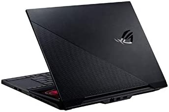 "ASUS ROG Zephyrus Duo SE 15 Gaming Laptop, 15.6"" 300Hz IPS Type UHD Display, NVIDIA GeForce RTX 3080, AMD Ryzen 9 5900HX, 32GB DDR4, 2TB RAID 0 SSD, Per-Key RGB Keyboard, Windows 10 Pro, GX551QS-XS99"