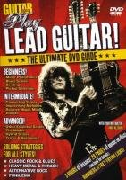 DVD : Andy Aledort - Play Lead Guitar (DVD)