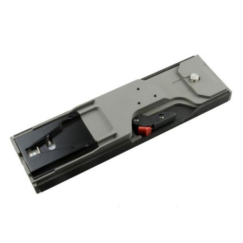 Zonzei VCT-U14 Video Tripod Quick Release Plate Adapter for XDCAM DVCAM HDCAM by Zonzei (Image #2)