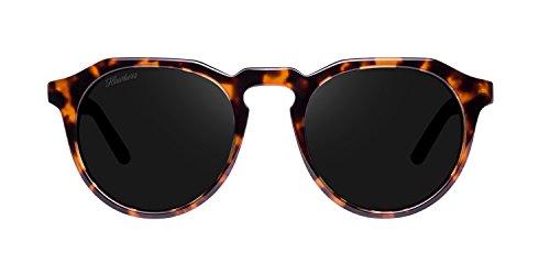 Unisex Hawkers Dark Warwick Negro X Carey de Sol 60 Gafas 05rqf0pxw