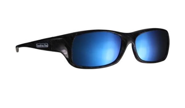 6a39731f8b Amazon.com  Mooya JP Fitovers - Black Wind - Blue Mirror Lens (MY002BM) by Jonathan  Paul Eyewear  Car Electronics