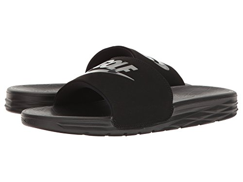 オークランド繰り返しピア(ナイキ) NIKE メンズサンダル?靴 Benassi Solarsoft 2 G Black/Anthracite Men's 12, Women's 13.5 (30cm(レディース30.5cm)) Medium