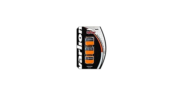 Varlion H2O Air - Overgrip de pádel, color naranja: Amazon.es ...