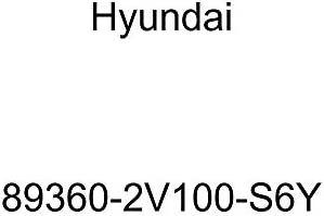 Genuine Hyundai 89360-2V100-S6Y Seat Cover Assembly Left