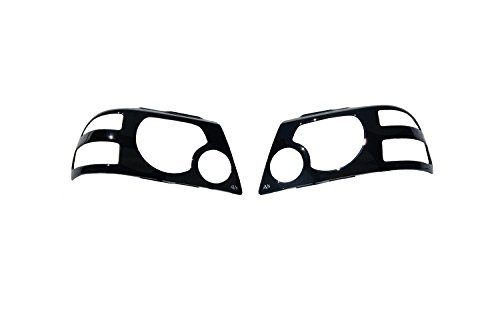 Auto Ventshade 337415 Projektorz Headlight Covers for 2002-2005 Ford Explorer